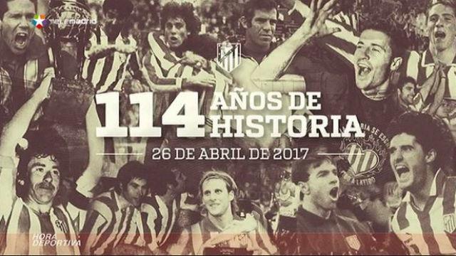 114 años de pasión