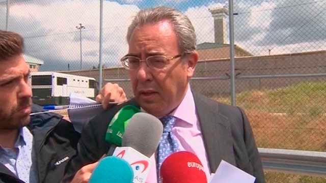 Esteban Mestre, abogado de Ignacio González