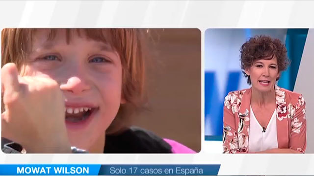 Mowat Wilson, 17 casos en toda España