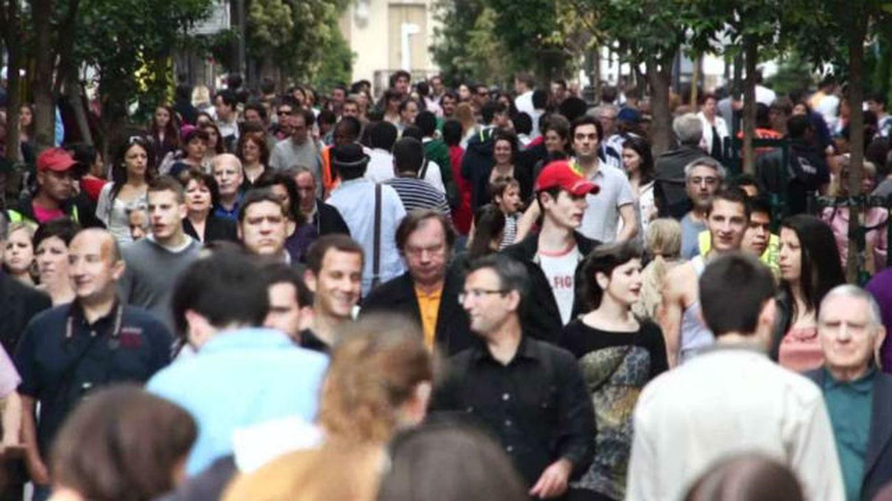 La población en España disminuye en 17.982 personas  durante 2016 y se sitúa en 46,5 millones