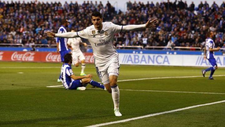 2-6. El Real Madrid vuela en Riazor