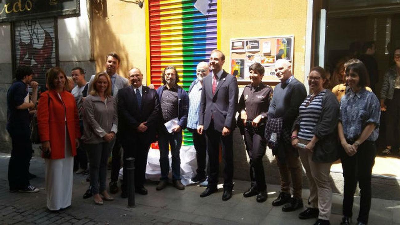 Abre sus puertas en pleno centro de Lavapiés el centro LGTB de Madrid