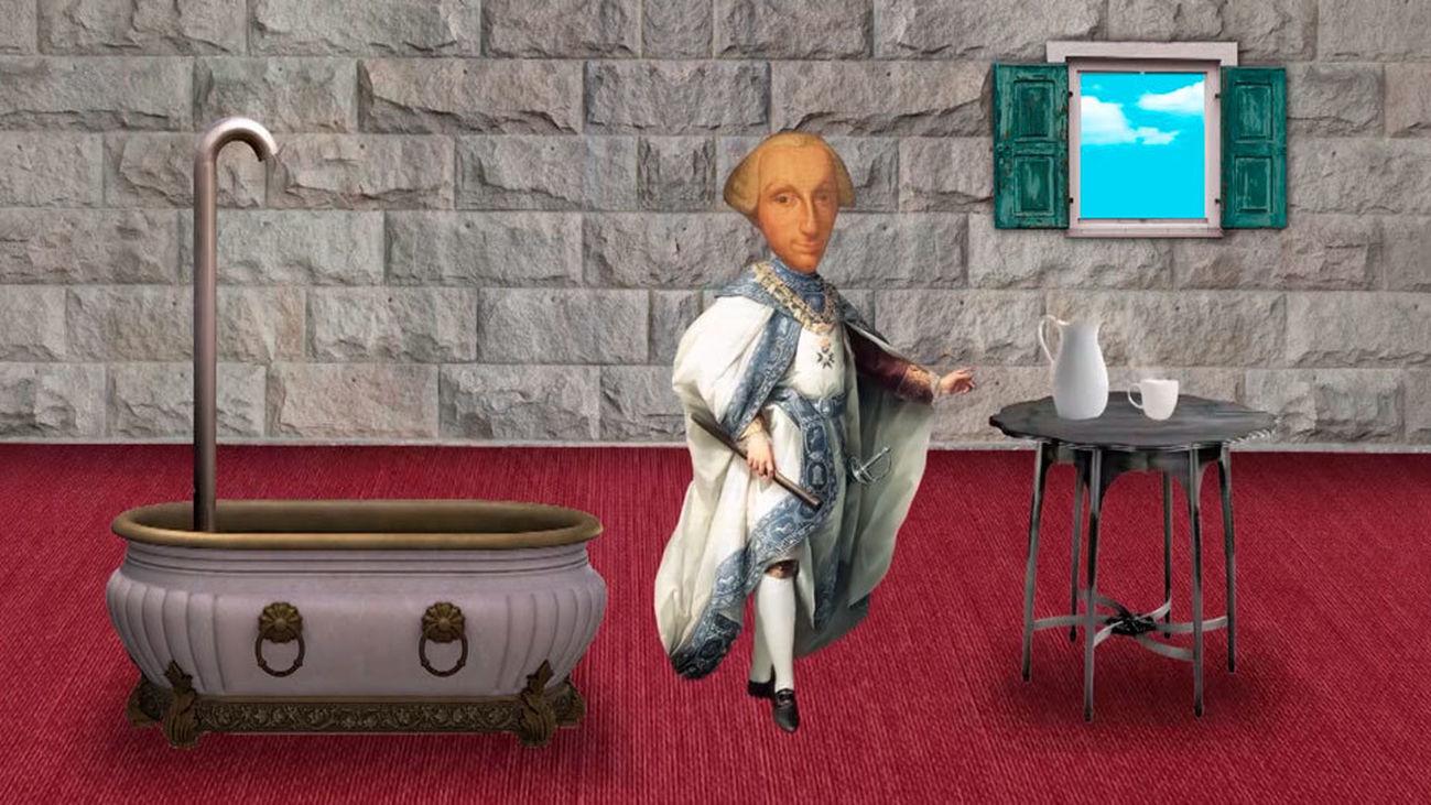 La aburrida vida de Carlos III