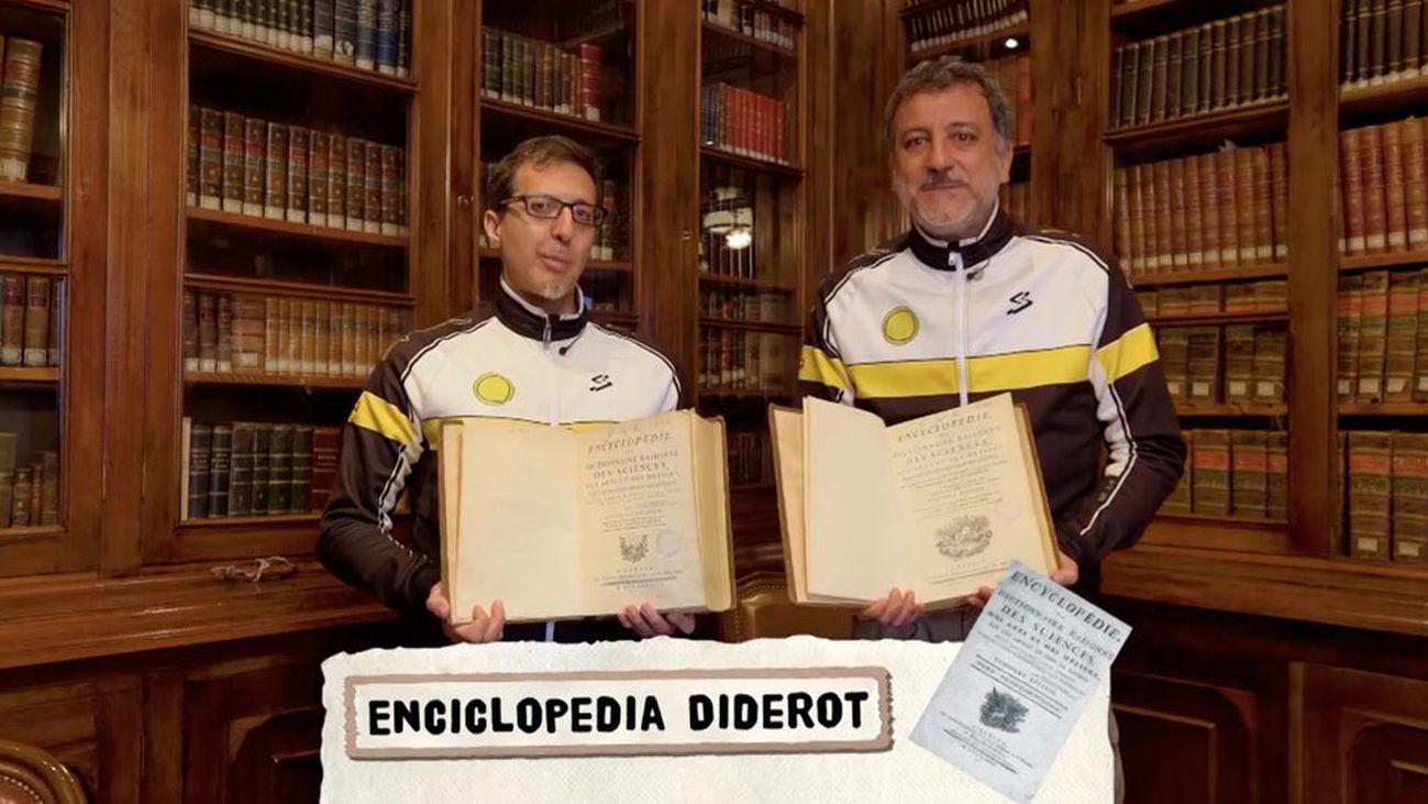 La enciclopedia de Diderot