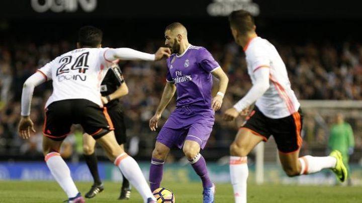 El Real Madrid, obligado a ganar al Valencia en una nueva final