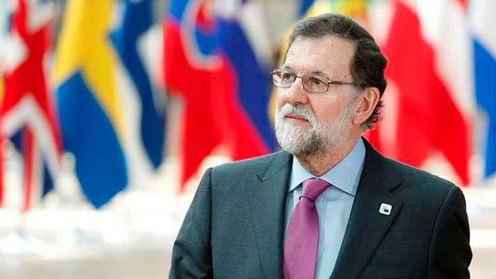 Rajoy envía un telegrama a Macron para felicitarle por su victoria electoral