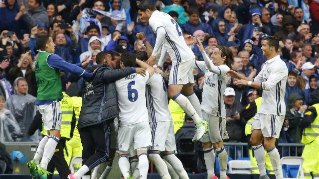 2-1. Marcelo arregla la desidia del Real Madrid