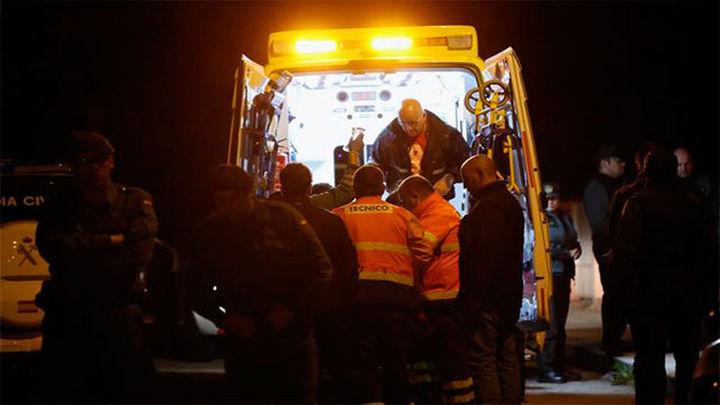 Un conductor ebrio atropella en un paso de peatones  de Pinto a una madre y a su hija