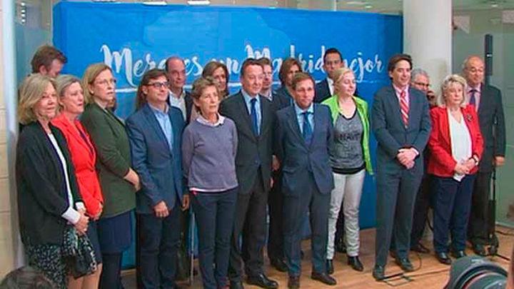 Almeida ratifica a Henríquez de Luna como portavoz adjunto del grupo Popular