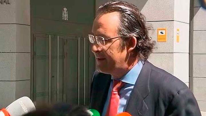El diputado que alertó de la cuenta de González en Suiza dice que Cifuentes fue espiada