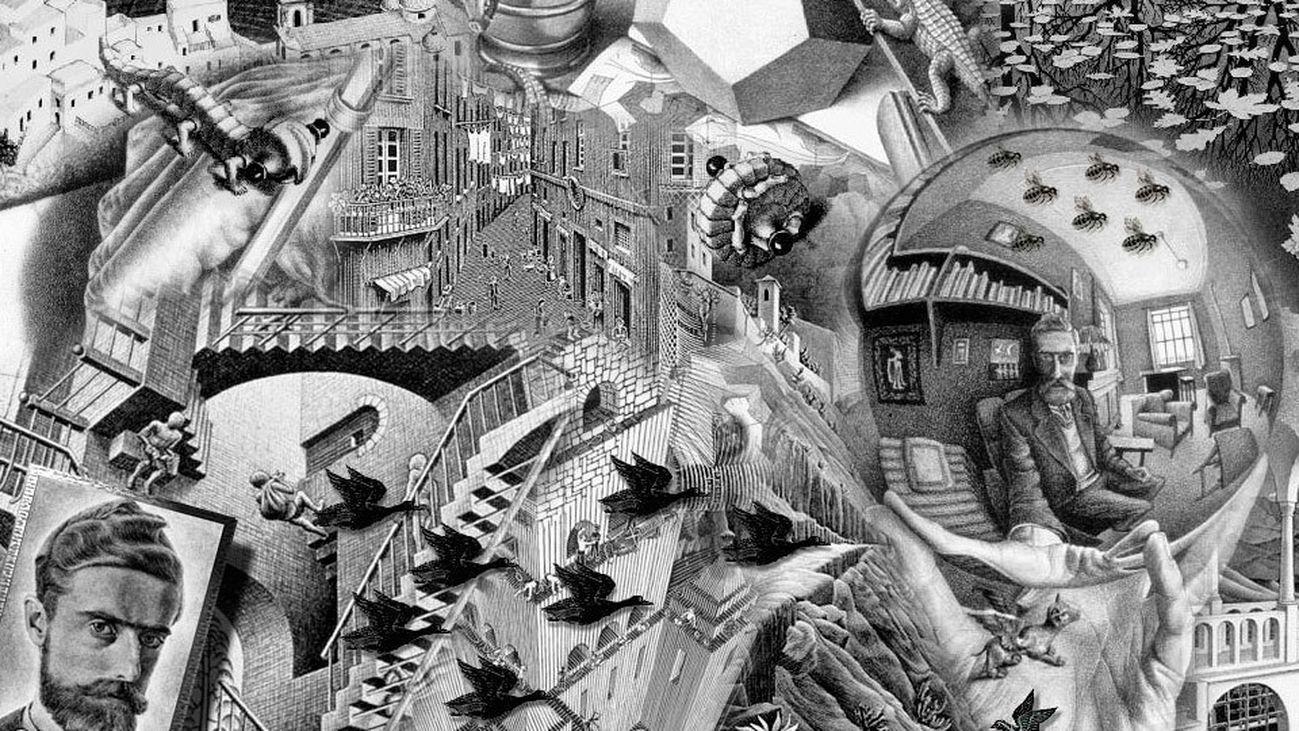 Zoom: El pintor de las matemáticas