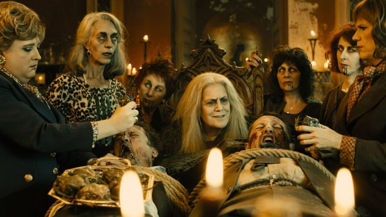 Las brujas de Zugarramurdi, en El Megahit