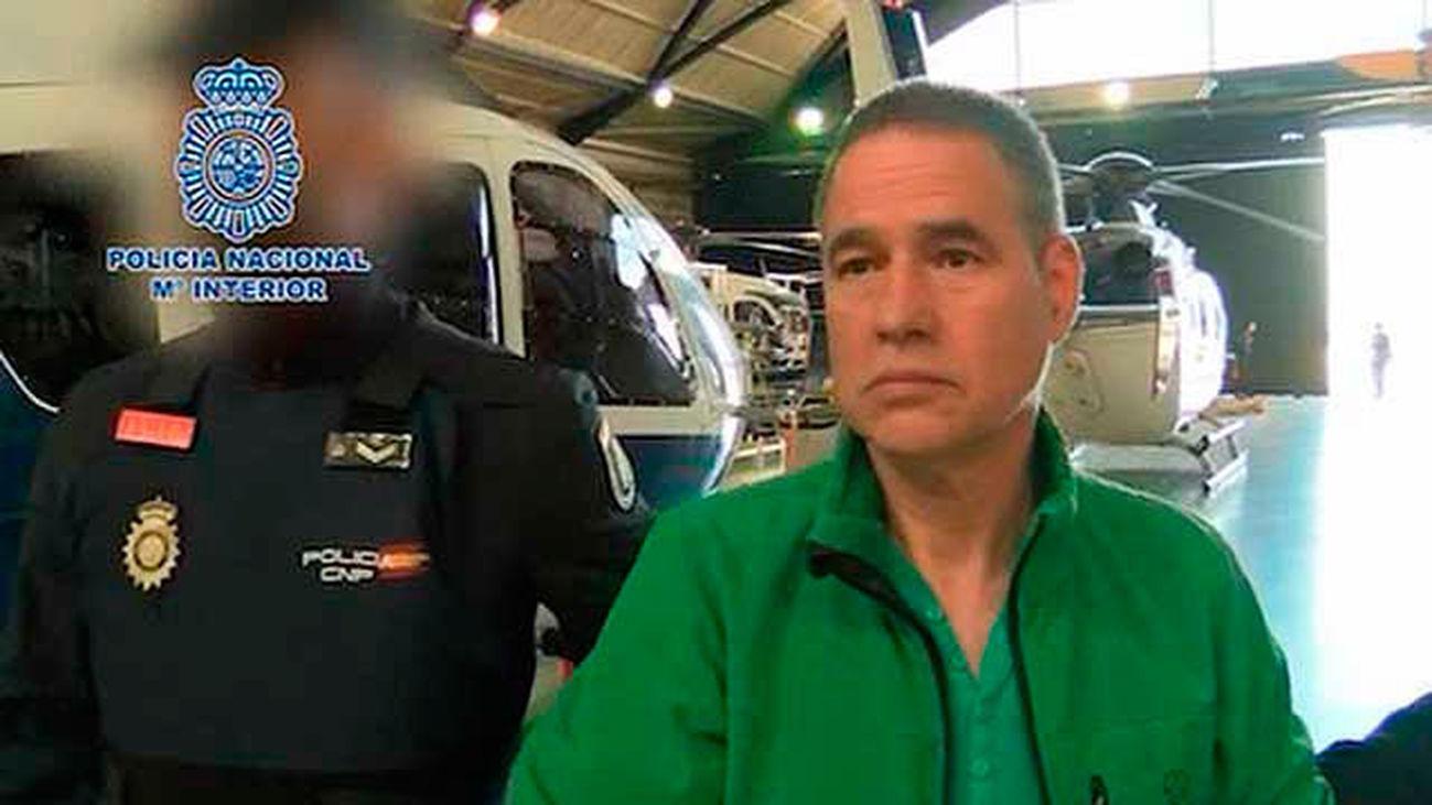 El etarra Antonio Troitiño ya está en España