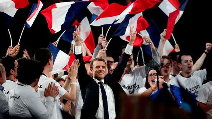 """El movimiento de Macron dice haber sufrido un """"pirateo masivo"""" de documentos"""