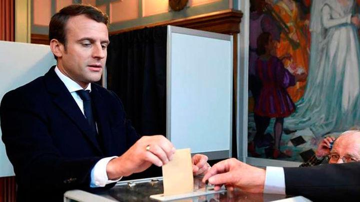 Macron, el candidato improbable, abrió las puertas del Eliseo
