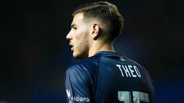 Theo pasa reconocimiento con el Real Madrid