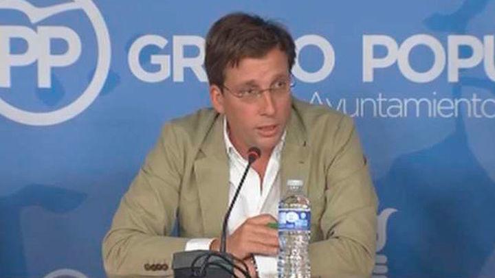 El PP se querellará contra Sánchez Mato y Mayer por el caso del Mutua Madrid Open