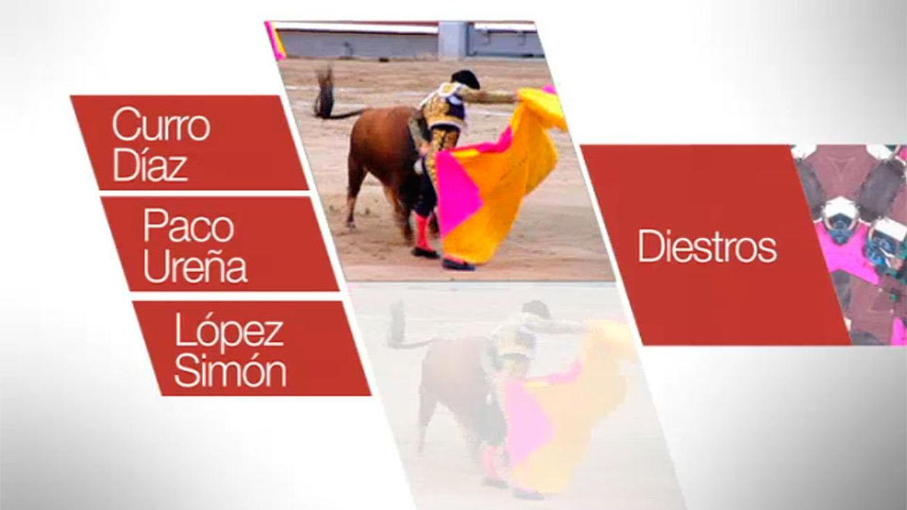 Especial toros de San Isidro en Telemadrid