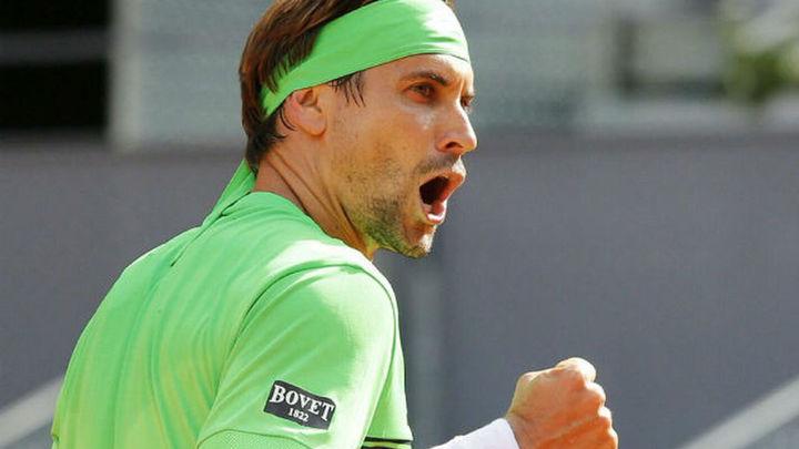 Madrid Open: Ferrer remonta a Kukushkin