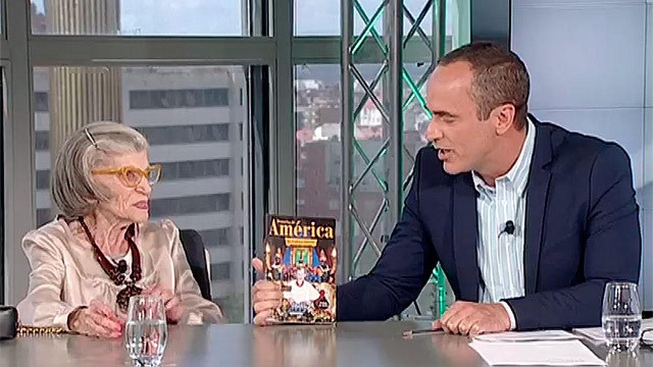 "América Jova, madre de Alaska: ""Antes era de Fidel, ahora soy de derechas"""