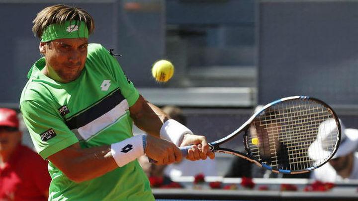 Madrid Open: Ferrer y Feliciano dicen adiós