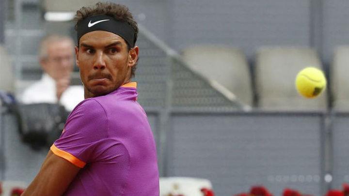Madrid Open: Nadal, a cuartos tras aplastar a Kyrgios