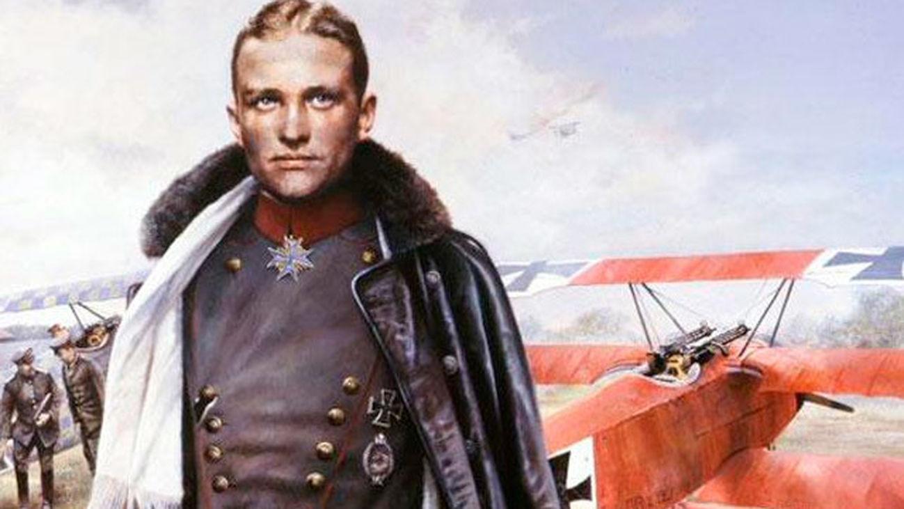 El Barón Rojo, el piloto más famoso del mundo