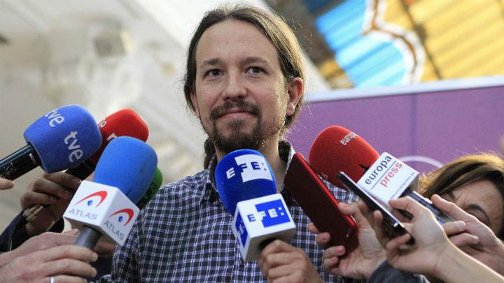 Iglesias garantiza a Sánchez el apoyo de Podemos si presenta una moción de censura