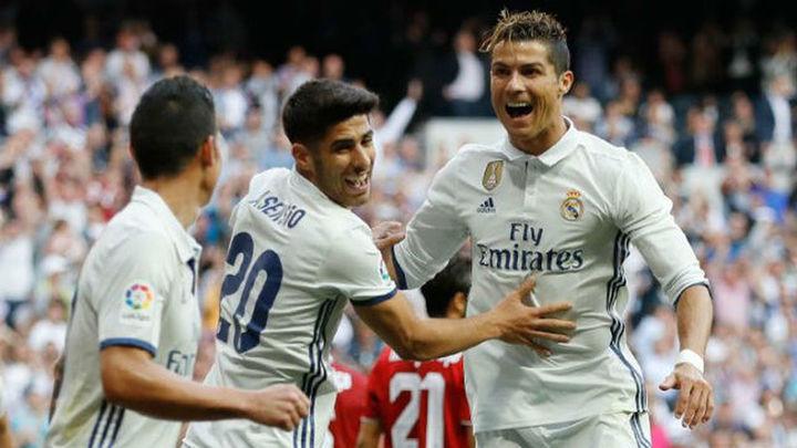 4-1. El Real Madrid acaricia la Liga tras aplastar al Sevilla
