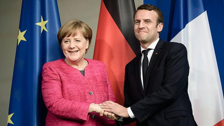 """Macron sorprende nombrando primer ministro de Francia a Édouard Philippe, un """"hombre de derechas"""""""