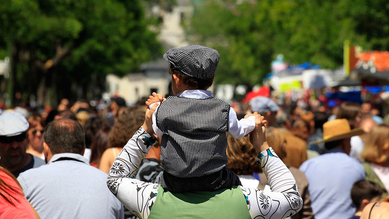 Las fiestas de San Isidro se llenan de tradición y multiculturalidad