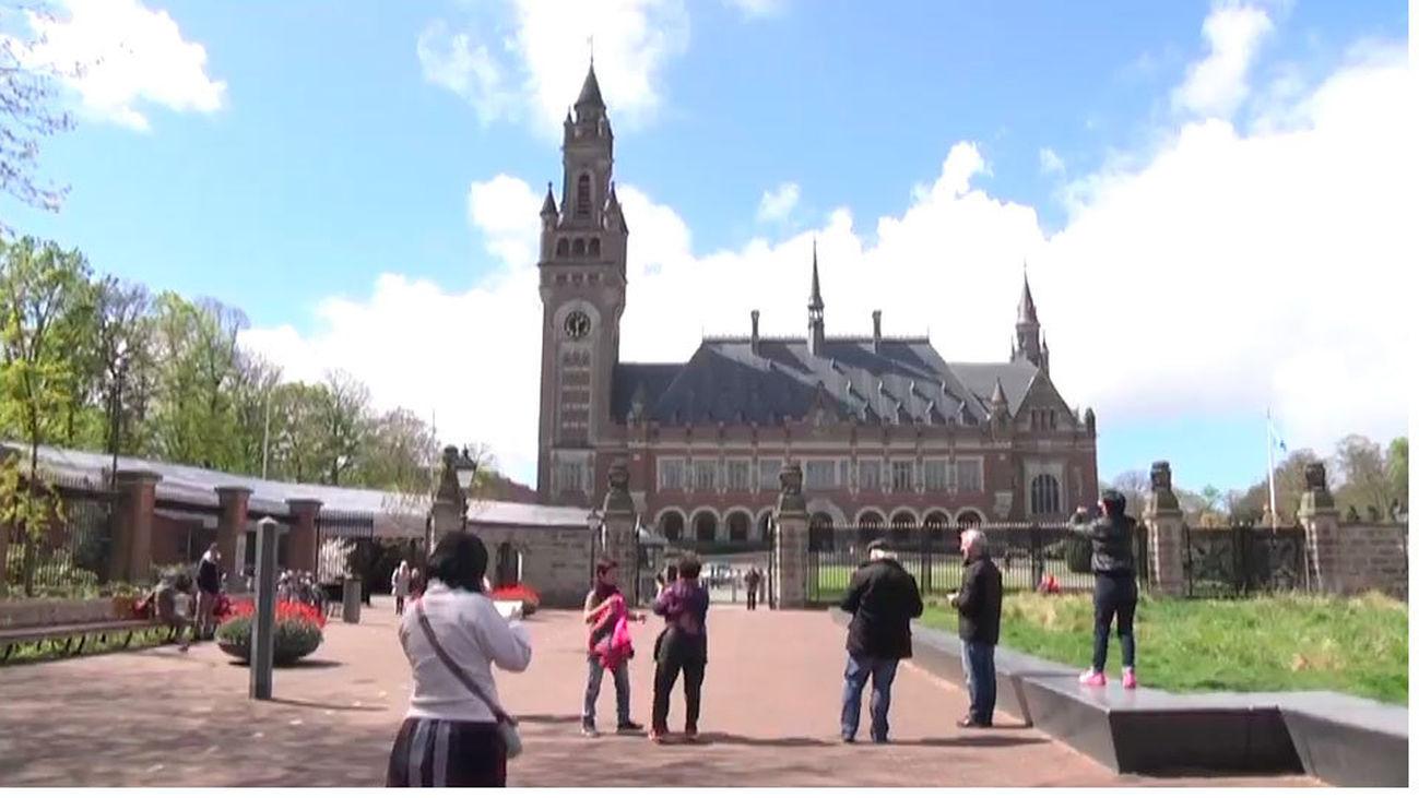 La Corte Intenacional de Justicia, corazón de La Haya