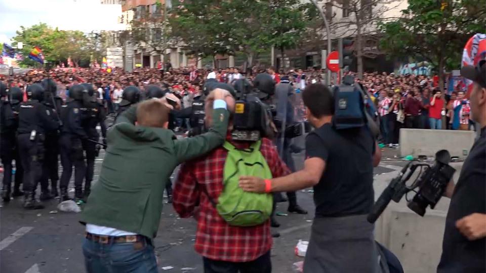 Reporteros 360: 'Madrid, alerta 4'