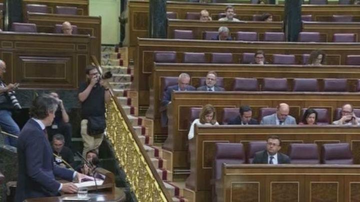 Bildu veta en el Congreso una declaración en memoria de Miguel Angel Blanco