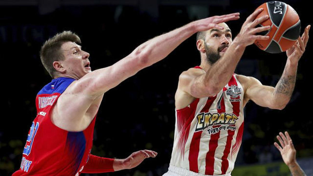 Spanoulis ante CSKA