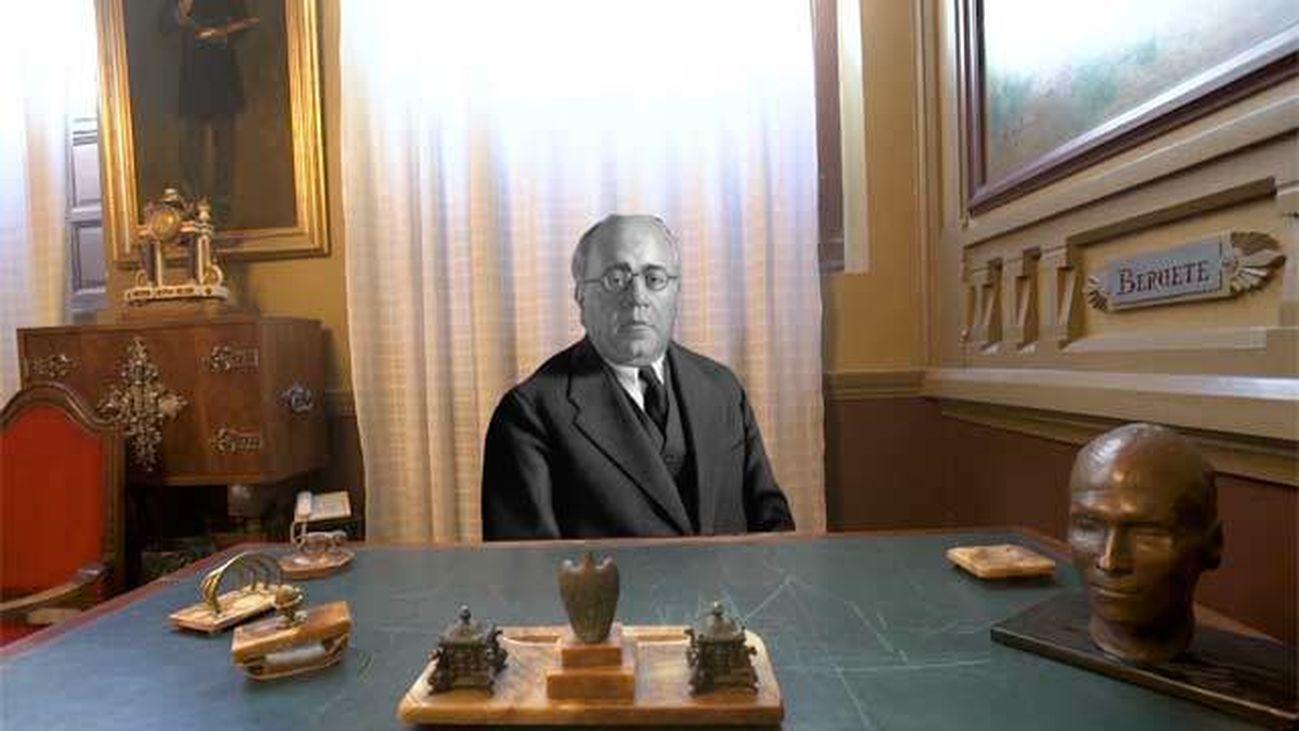 El despacho que cambió la historia de España