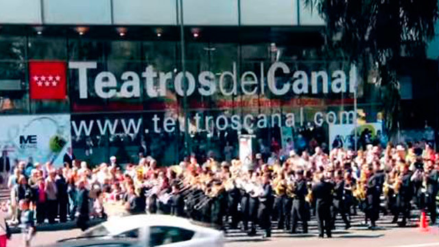 Los Teatros del Canal abren sus puertas al público para el Festival de Bandas