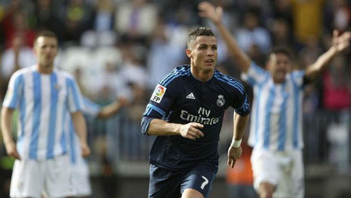 El Real Madrid se juega la Liga en Málaga
