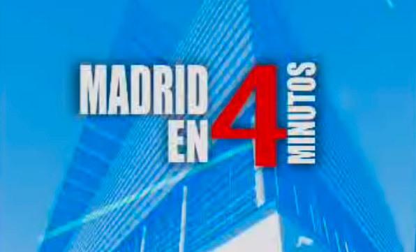 Madrid en cuatro minutos
