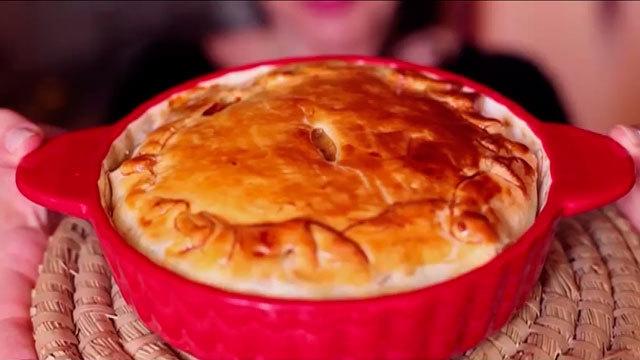 Receta del día:Pastel de carne australiano
