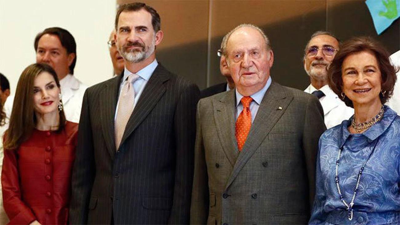Cuatro reyes presidirán este sábado la Pascua Militar en el Palacio Real de Madrid
