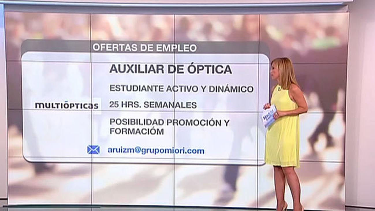 Encuentra empleo en Madrid