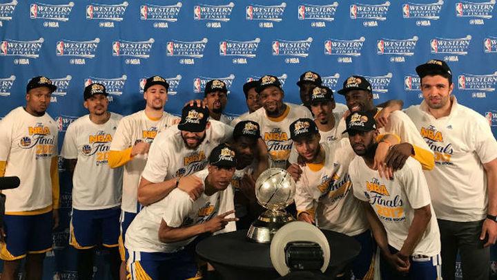 Los Warriors se plantan en la final de la NBA