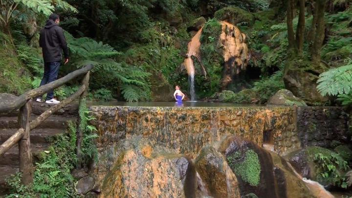 Azores, un paraíso verde en mitad del Atlántico
