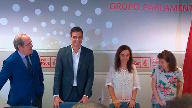 Gabilondo, Sánchez y Hernández