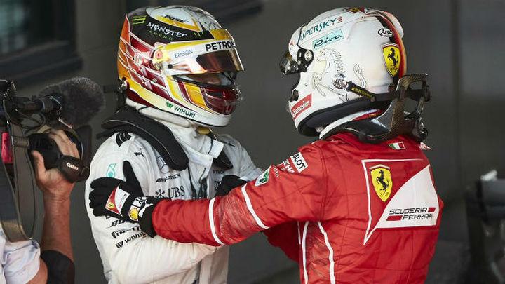 Vettel y Hamilton se vuelven a batir en un Mónaco sin Alonso