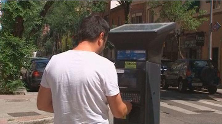 Carmena ha eliminado casi 10.000 plazas de aparcamiento dentro de la M-30