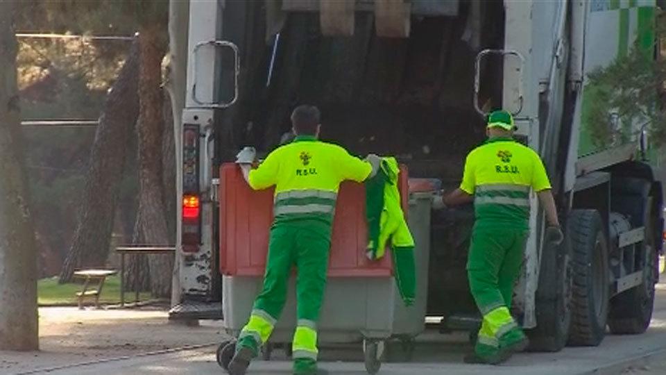 Se anuncia una huelga indefinida de basuras en Madrid