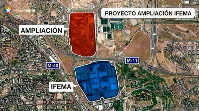 Un nuevo auditorio en IFEMA