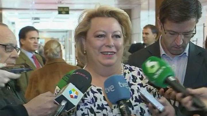 La Audiencia Nacional cita este  viernes a la exdiputada madrileña Josefa Aguado